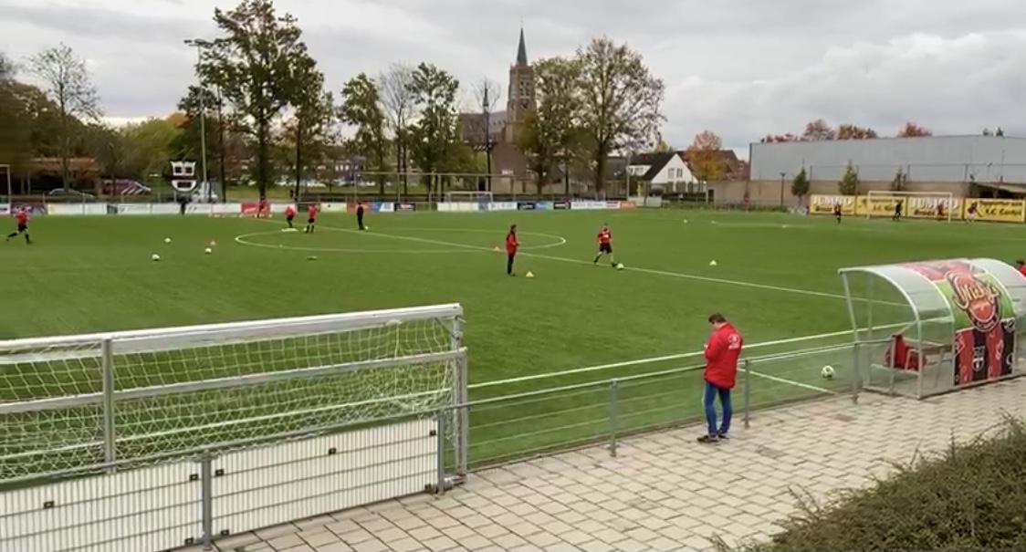 Onder strikte Corona-voorwaarden sporten mogelijk bij SC Gastel