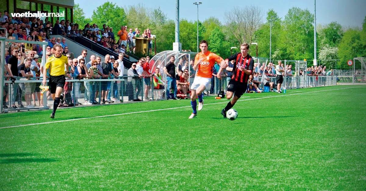 Corona advies met Patrick van Doormaal in VoetbalJournaal