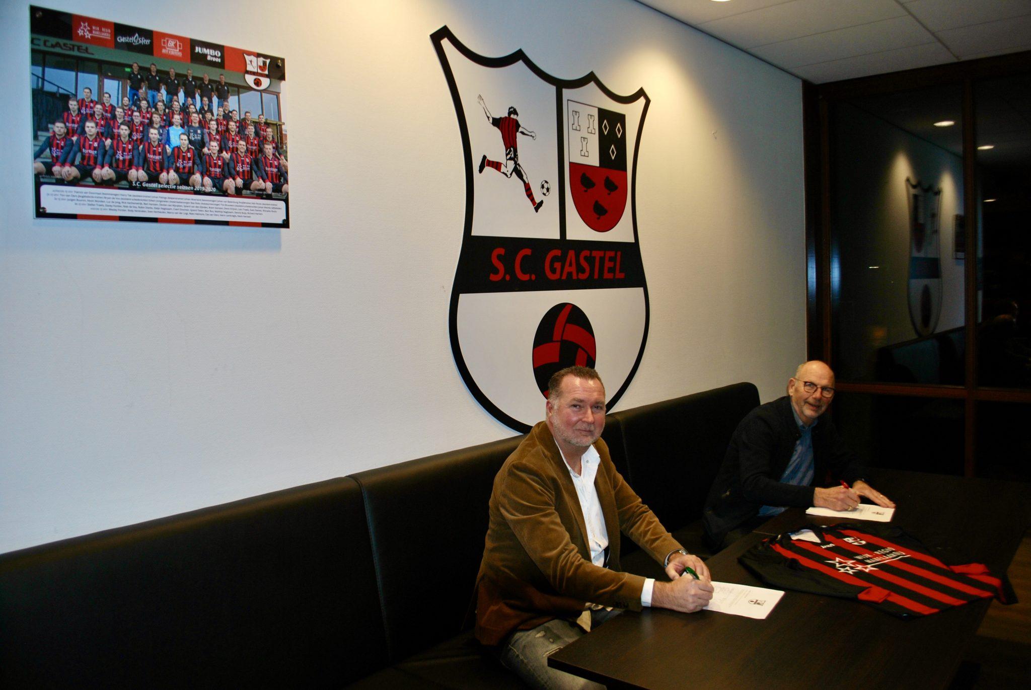 Trainer Kees de Rooij met ingang van seizoen '21/'22 aan de slag bij SC Gastel