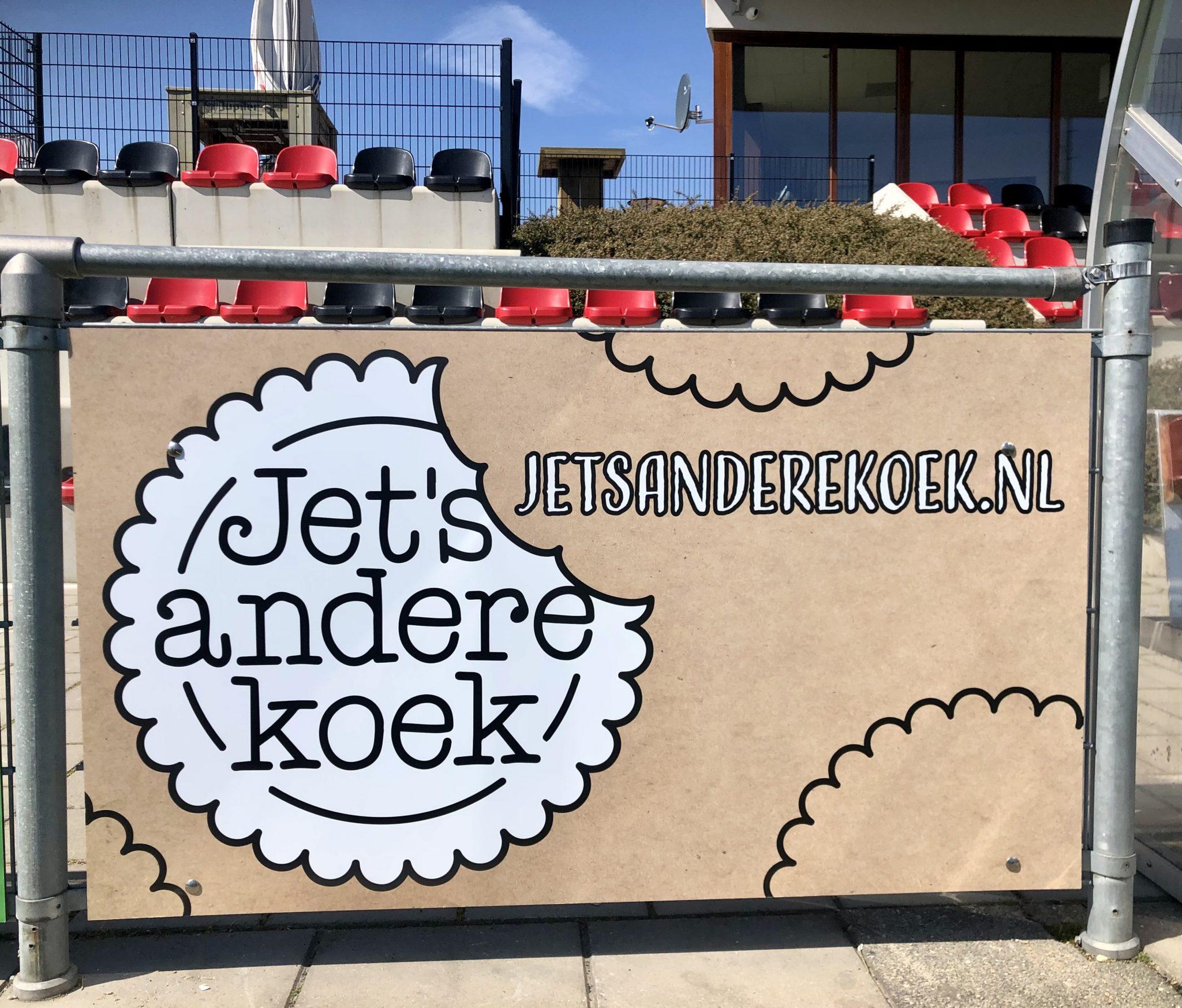 Jet's andere koek sponsort SC Gastel
