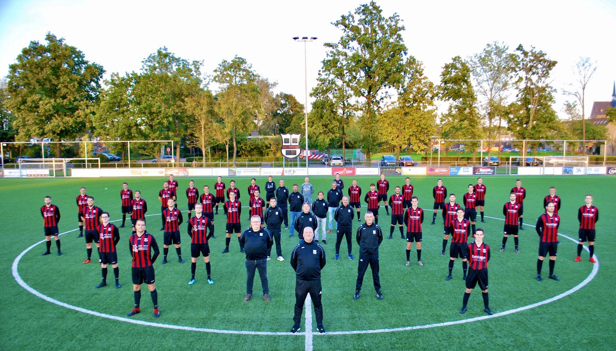 SC Gastel doet mee aan club van het jaar verkiezing!!!