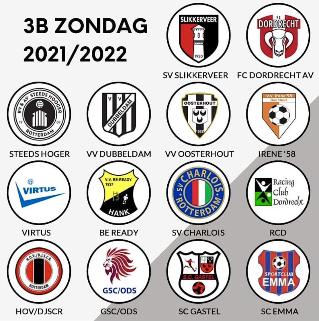 Start voetbalseizoen '21-'22 komt in zicht!