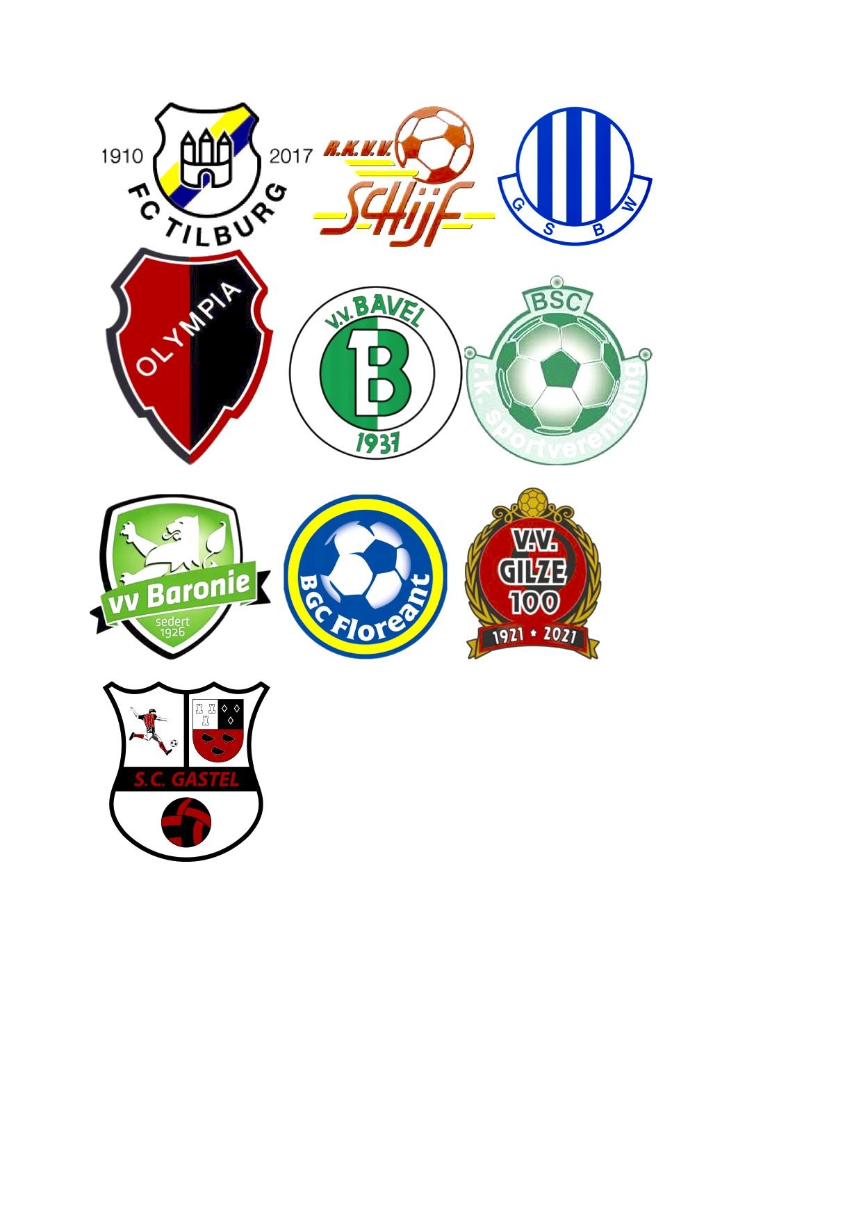 SC Gastel Dames selectie kijkt uit naar start van het seizoen!